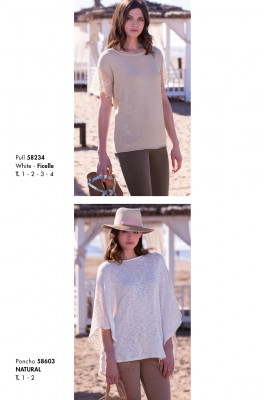 PULLI 58234 - PONCHO 58603 (see next picture)