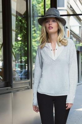 Pull chemise 54090
